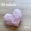 Thumbnail: Coussin coeur - 25 Coloris
