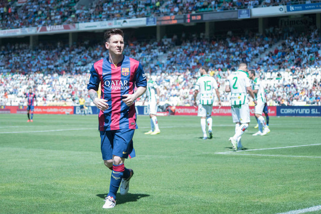 Messi vuelve al Arcángel
