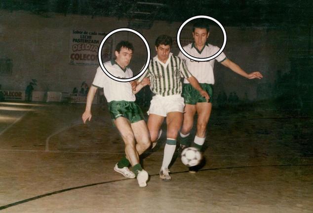 Jugadores del Córdoba C.F. que pasaron por el fútbol sala