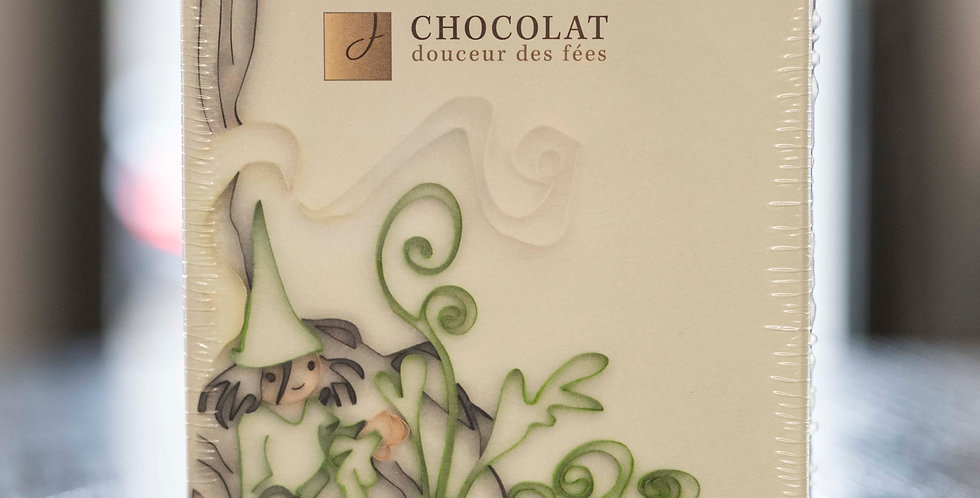 Chocolat douceur des fées à l'Absinthe