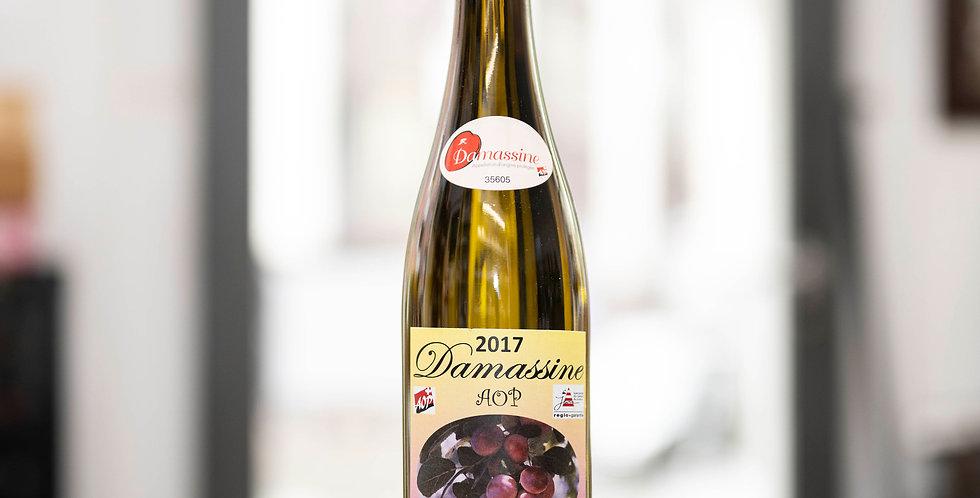 Damassine AOP, 2017