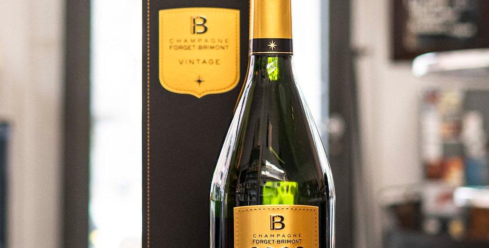 Champagne Forget-Brimont AOC VINTAGE 2008 75cl brut