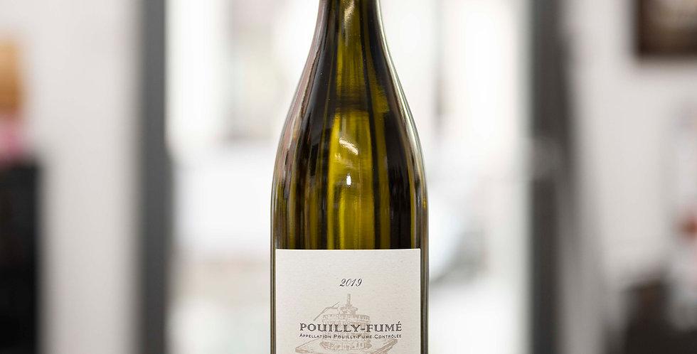 Pouilly-Fumé AOC, Domaine Sebastien Treuillet, 2019, 75cl