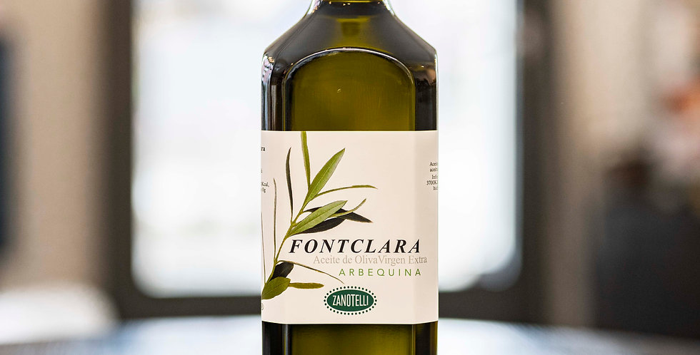 Olivenöl Fontclara Arbequina Spanien 100cl
