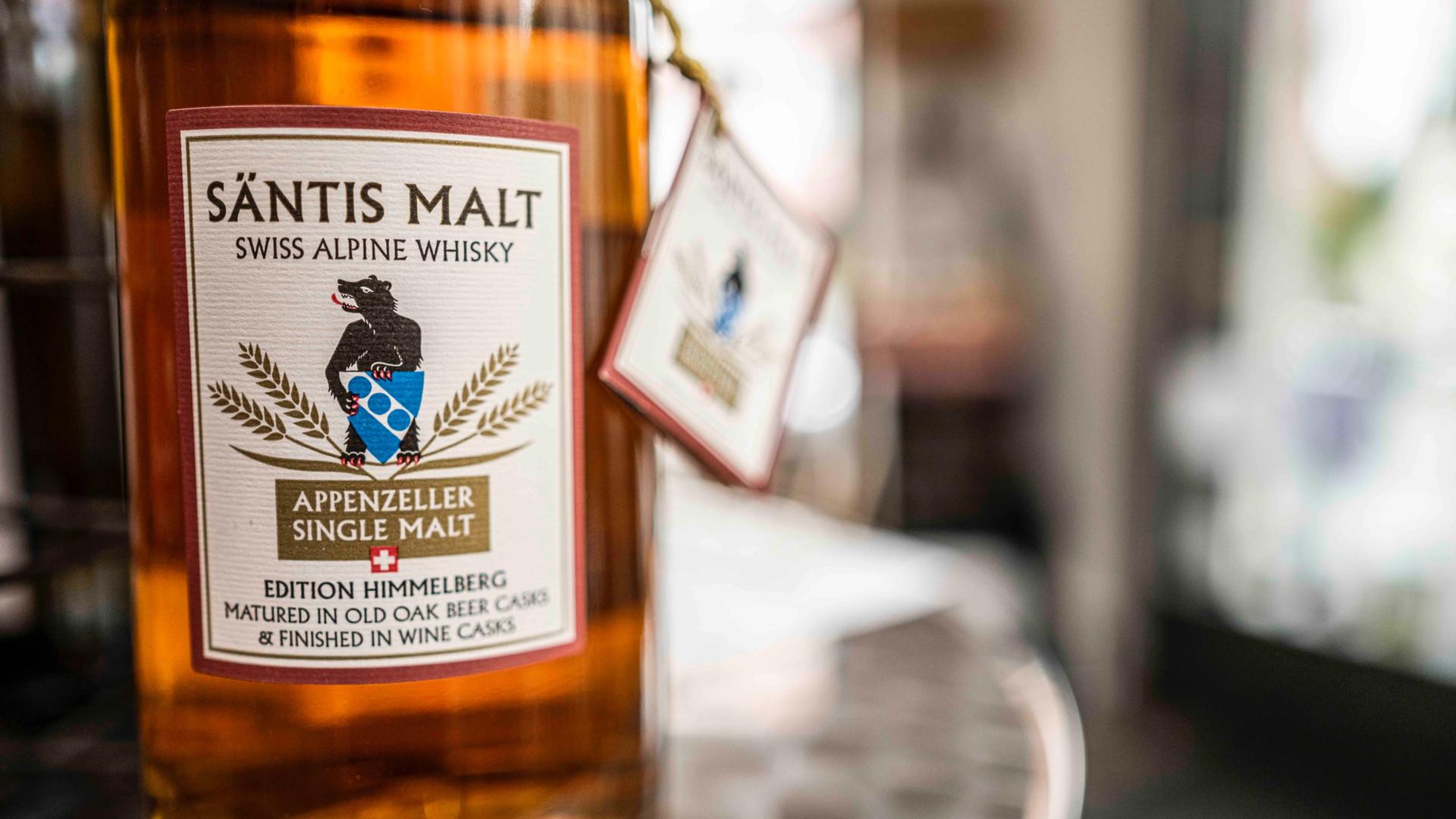 saentis malt swiss alpine whisky