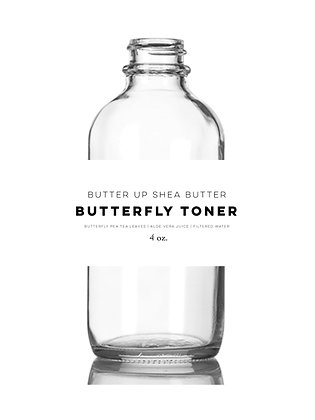 Butterfly Toner. | 4oz.