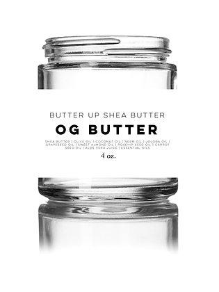 The OG Butter. | 4oz.