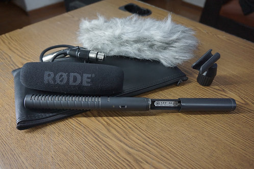 Rode NTG2 Shotgun Microphone