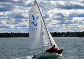 Sailing traverse city, sailing northern michigan