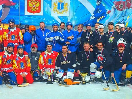 Ночной лиге русского хоккея быть!