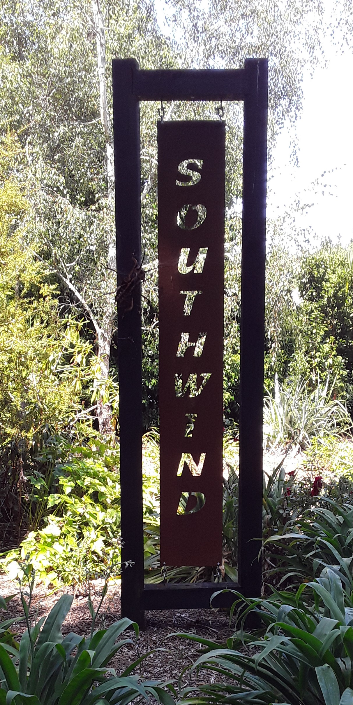Southwind Sign