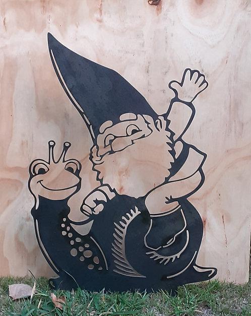 Garden Gnomes & Friends