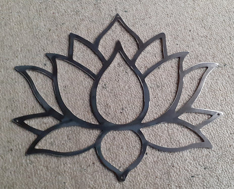 Wall Lotus Flower