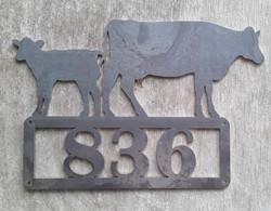 Cow & Calf House No.