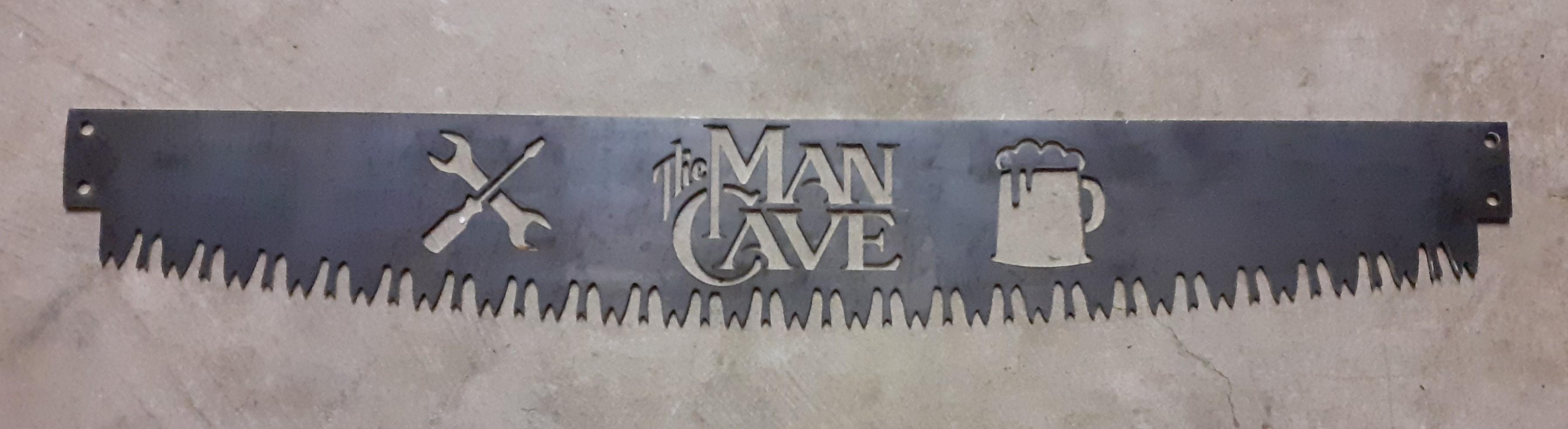 Man Cave Saw