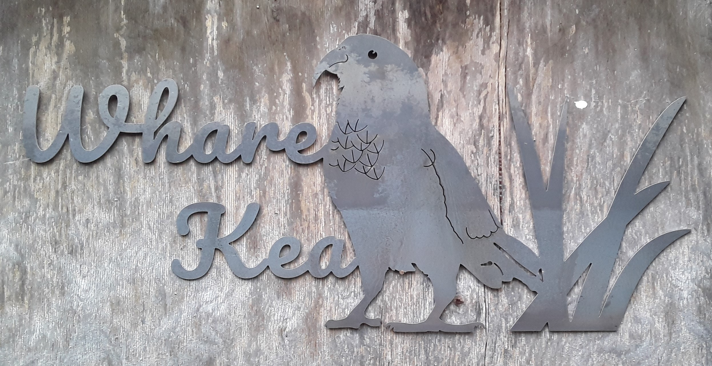 Whare Kea