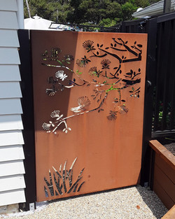 Pohutukawa Gate