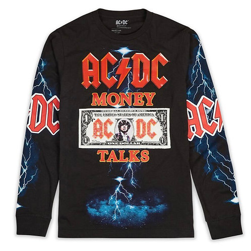 Money Talks (AC/DC Long Sleeve )