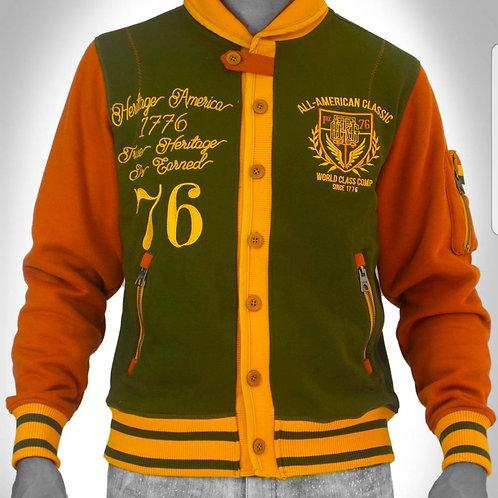 Heritage Varsity sweater