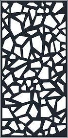 Lazer Kesim Metal Panel