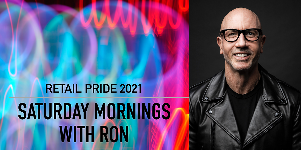 INTENTIONAL NETWORKING ON SATURDAY MORNINGS WITH RON