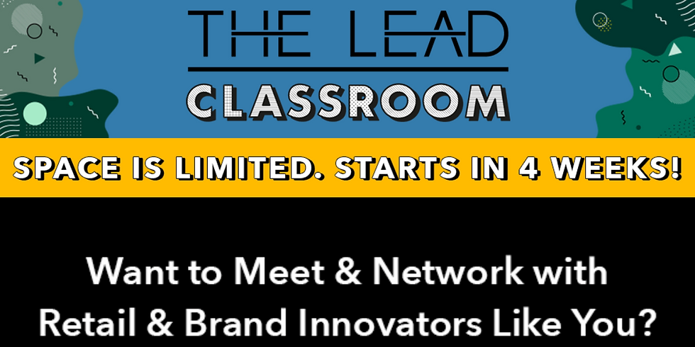 The Lead Classroom: Stores, Positioning for an Aggressive Return