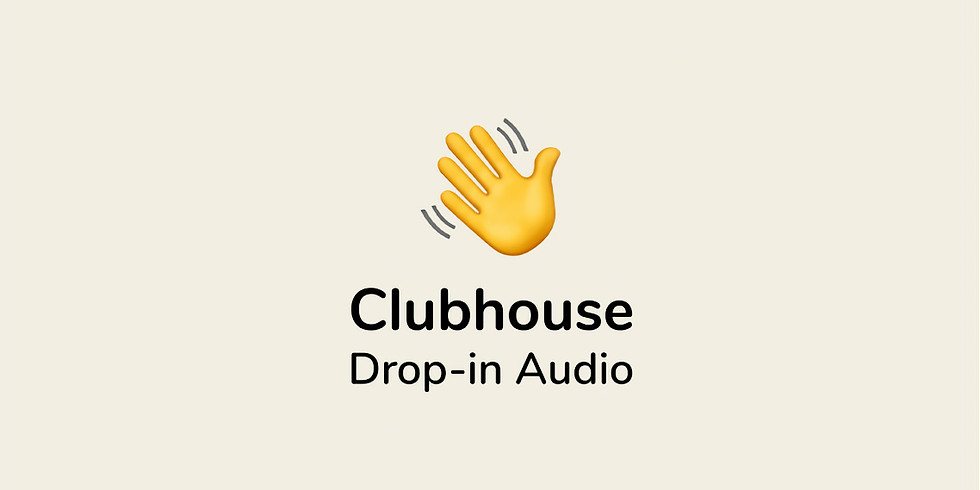 Branding 360; Build, Launch and Scale on Clubhouse
