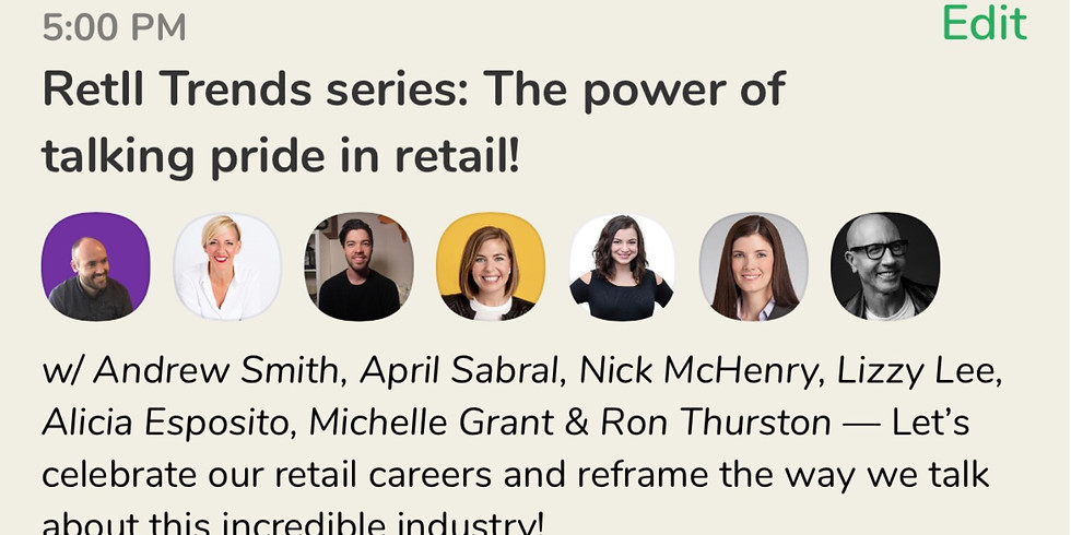 CLUBHOUSE Retail Trends Series