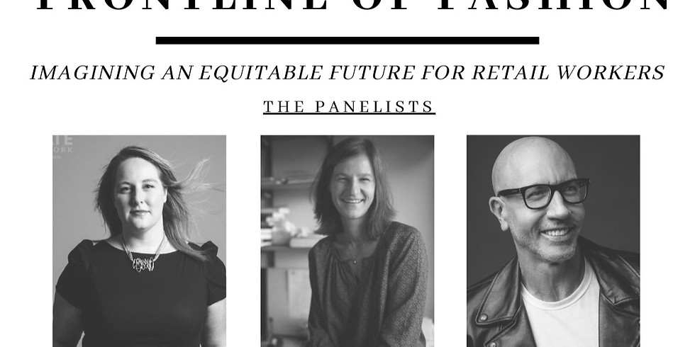 The Frontline of Fashion: Imagining an Equitable Future for Retail Workers