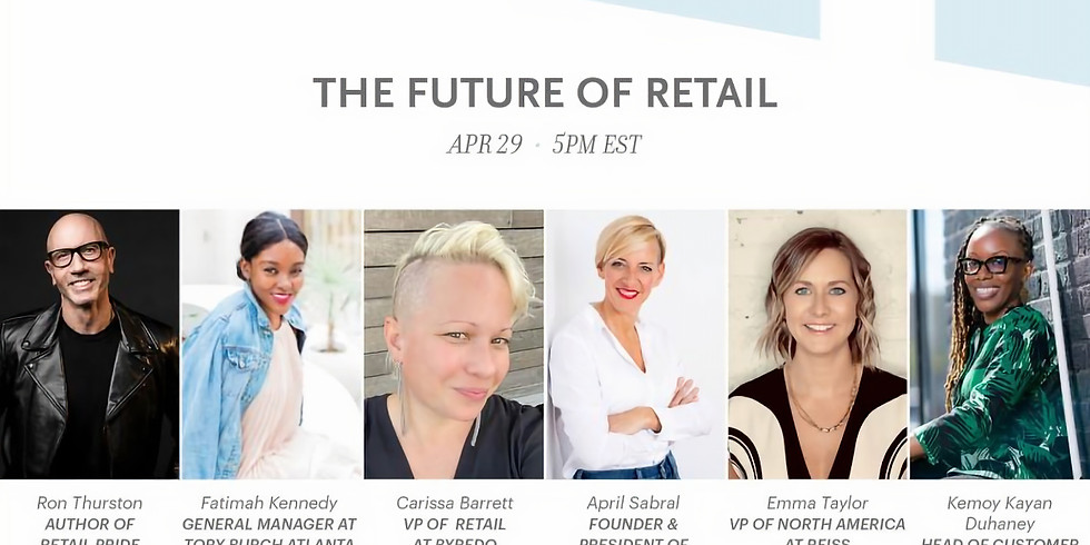 The Co-Lab Panel; The Future of Retail