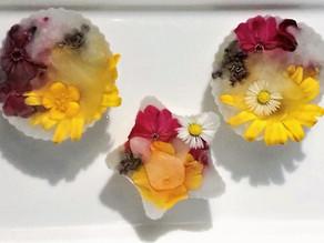 Frozen Flowers Sensory Play