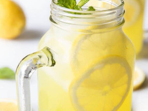 Summertime Handmade Lemonade