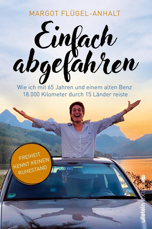 """Margot Flügel-Anhalt """"Einfach Abgefahren"""" Buch"""
