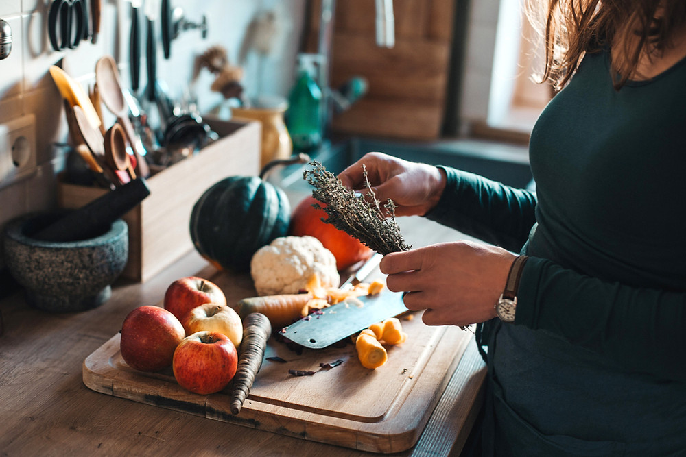 weniger Plastik in der Küche