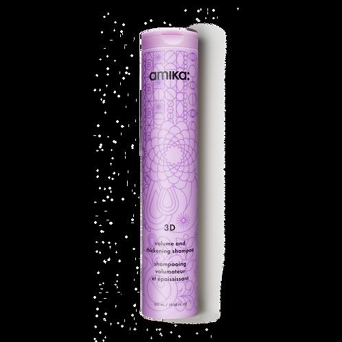 Amika 3D Volume and Thickening Shampoo
