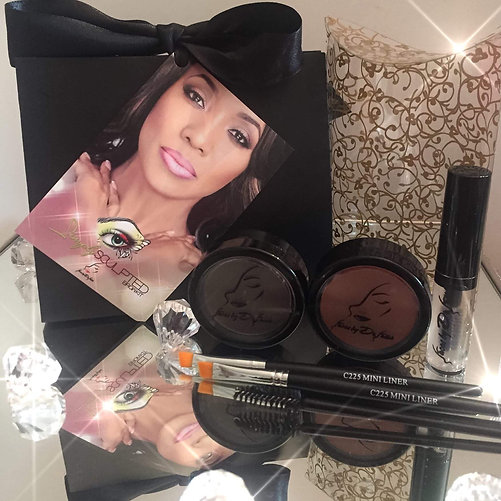 THE SIMPLY SCULPTED BROW KIT
