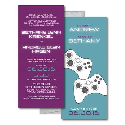 Gamer Wedding
