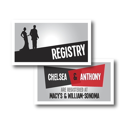 Mad Men Registry Card