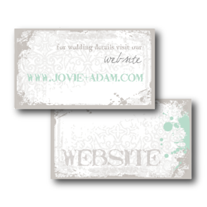 Splash of Awesome Website Card