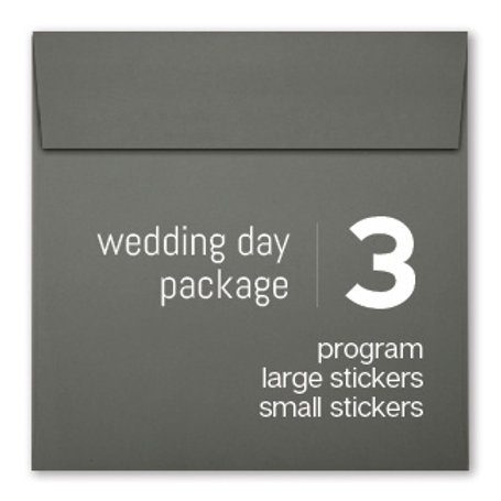 Wedding Day Package 3 - Clean Getaway