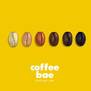 Coffee Bae Coffee Co. Ad Campaign