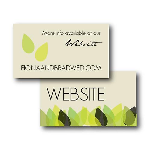 New Leaf Website Card