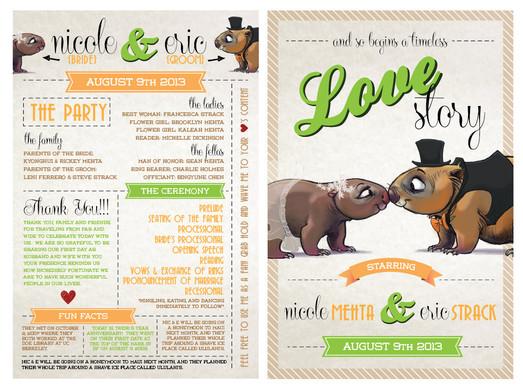 Wombats in Love Program