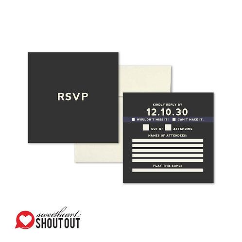 Big Day RSVP + Envelope