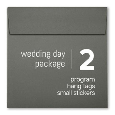 Wedding Day Package 2 - Clean Getaway