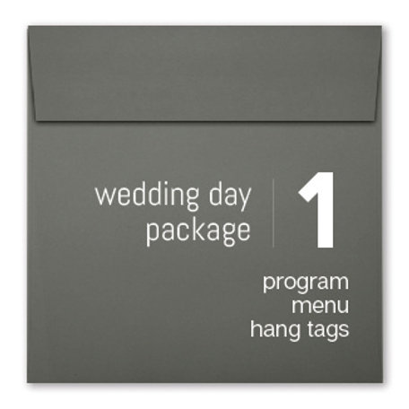 Wedding Day Package 1 - Clean Getaway