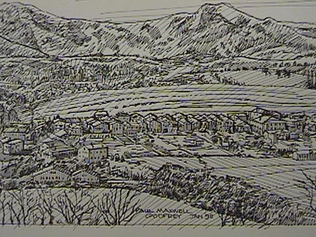 SKETCH Pen CREATED BY PAUL MAXWELL GODFREY