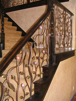 (AFTER) Handpainted Metallics CREATED BY PAUL MAXWELL GODFREY