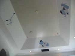 Baby's Bedroom Ceiling.
