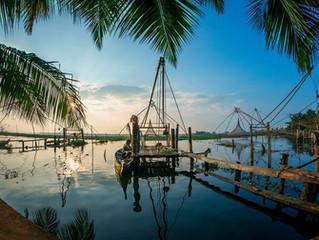 Periyar River - Kerala
